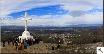 Another Medjugorje panorama
